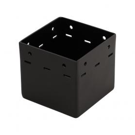 Stützenfuß Dekorativ Pfostenträger Pfostenanker Verbinder mit CE - SDP