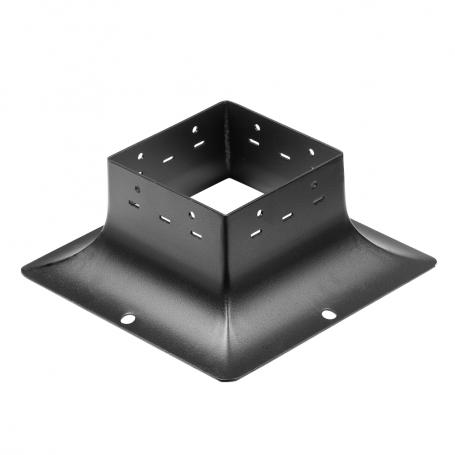 Dekorativ Stützenfuß Pfostenträger Pfostenanker Verbinder mit CE - SDP
