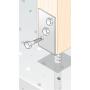 Holzschraube Schrauben Rostschutz - Zink galvanisiert silbern - PWD