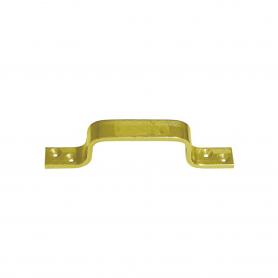 Torgriff Universalgriff Kistengriff - Zink galvanisiert gelb - UN