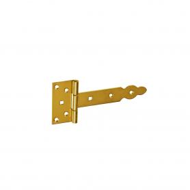 Dekorativ Kreuzgehänge Scharnier Holzverbindung Torband - ZBO