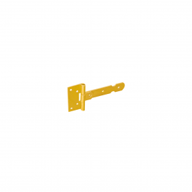 Kreuzgehänge leicht Scharnier Holzverbindung Torband - ZBL