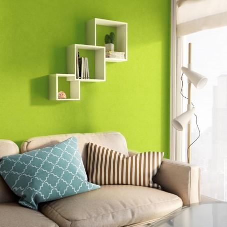 Wand-Regal-Set, Modulfächer, Regalsysteme, Hängeregale - FIS 320/280/200
