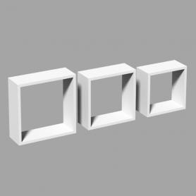 Wand-Regal-Set, Modulfächer, Regalsysteme, Hängeregale - FSS 270/240/210