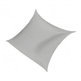 Sonnensegel Sonnenschutz Sonnendach UV-Schutz - rechteckig - grau