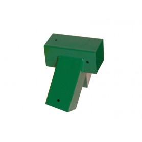 Schaukelverbinder Holzverbinder Schaukel Kantholz 100° grün - GHL 1