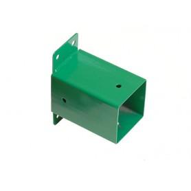 Schaukelverbinder Holzverbinder Schaukel - Wandverbinder 90x90 grün - GHL 2