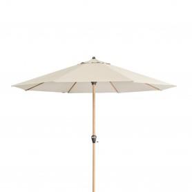 Sonnenschirm - Alu Wood - 350 cm