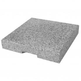 Beschwer-Granitplatte - ECO - 55 kg