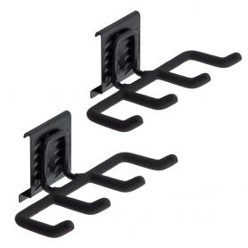 Gerätehalter für Set Goliat, Werkzeughalter, Garagen haken SGH3 - 130x210