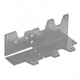 Verbinder faltbar 38x120x50x1,5 mm - KG Großpack