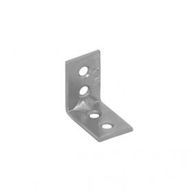 Winkelverbinder Holzverbinder Stuhlwinkel verzinkt 25x25x17x1,5 mm - KWO Großpack