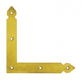 Möbelwinkel Winkelverbinder Holzverbinder 150x150 mm - NAO Großpack