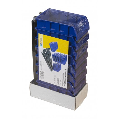 Stapelboxen Werkzeugwand Lagersystem Box 8 tlg. SET - PGP 2