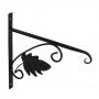 Blumenhalter, Wandblumenhalter, Blumentopfhalter - UK 2 Blatt 280x275