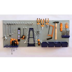 Werkzeugwand Werkstattwand Werkzeughalter 34 Teile - PGT 1
