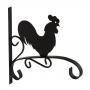 Blumenhalter, Wandblumenhalter, Blumentopfhalter - UK 4 Hahn 300x280