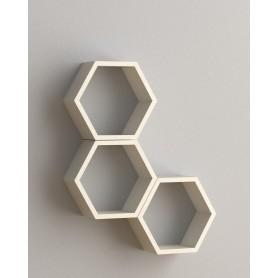 Wand-Regal-Set, Modulfächer, Regalsysteme - FHS 300