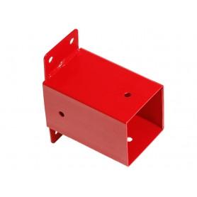 Schaukelverbinder Holzverbinder Schaukel - Wandverbinder 90x90 rot - GHSK