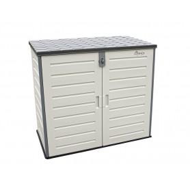 Gartenschrank Für Abfalleimer Gartenbox - Parus 845 liter