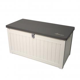 Gartenbox Kissenbox Auflagenbox - Morus 190 liter, beige
