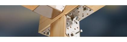 Winkelverbinder für Holzverbindungen - febestore.de